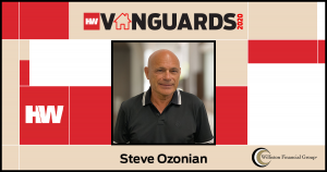 WFG CEO Steve Ozonian wins 2020 HW Vanguard Award