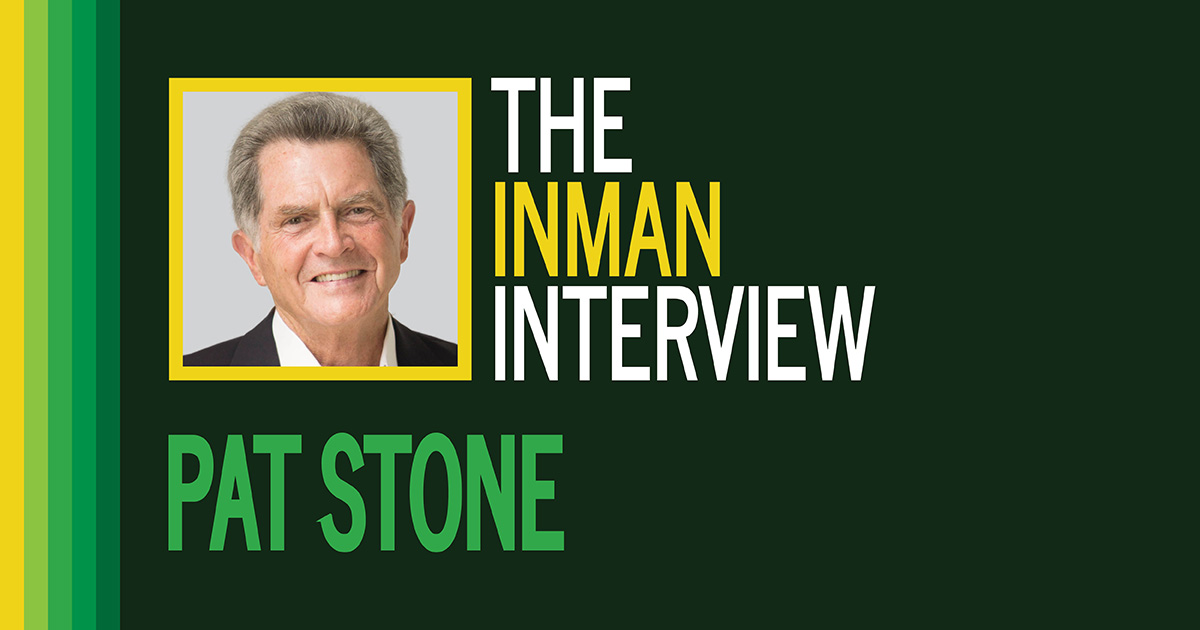 The Inman Interview: WFG Founder Patrick Stone
