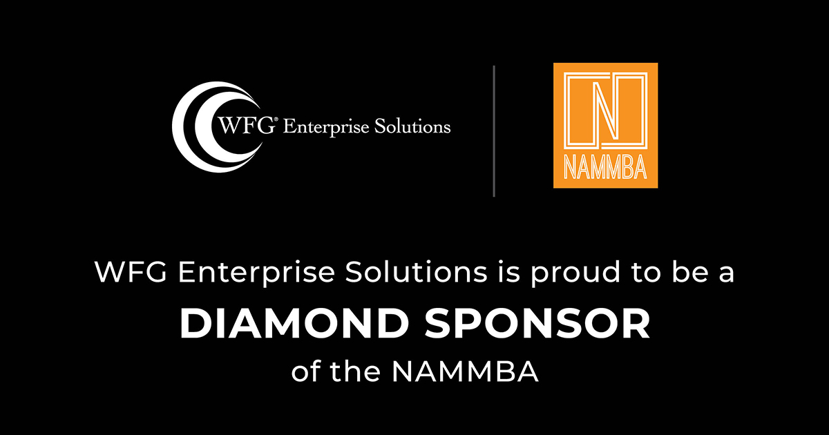 WFG ENTERPRISE SOLUTIONS PARTNERS WITH NAMMBA AS DIAMOND SPONSOR
